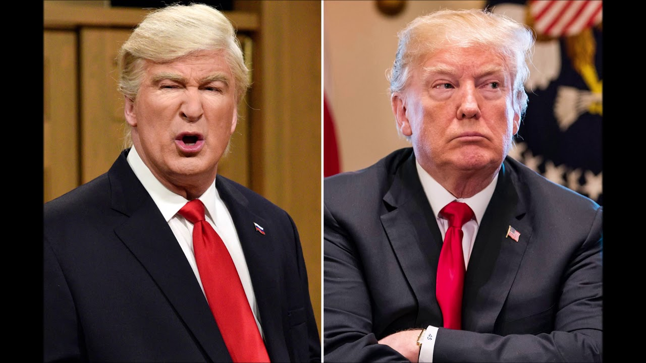 Alec Baldwin Catching Heat For Saying 'Black People Love Me' Since Playing Trump On '