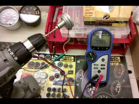 1997 Dodge Dakota Tach Wiring Diagram Smart Car 450 How To Test A 2 Wire Speed Sensor Youtube