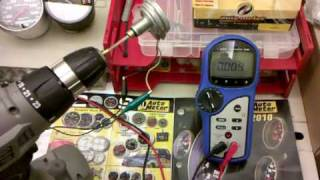 How to Test a 2 Wire Speed Sensor