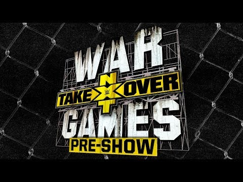 NXT TakeOver: WarGames II Pre-Show
