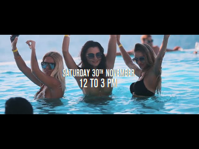 Kata Rocks celebrates its 5th anniversary with the brunch of the year champagne pool party ☀️ 🥂