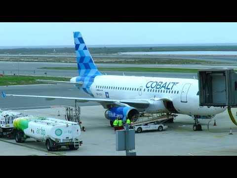 TRIP REPORT | COBALT AIR (now BANKRUPT) | Larnaca to Athens | Economy | Airbus A320