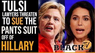 Tulsi Gabbard's Lawyers Accuse Hillary Clinton Of Defamation For Ru...