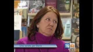 """""""Uniti per Dario"""" 23 Gennaio - Intervista a Rita Betti durante la conferenza stampa del 18 Gennaio"""