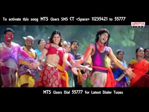 Attantode Ittantode Song   Desamuduru Video Songs    Allu Arjun,Hansika Motwani