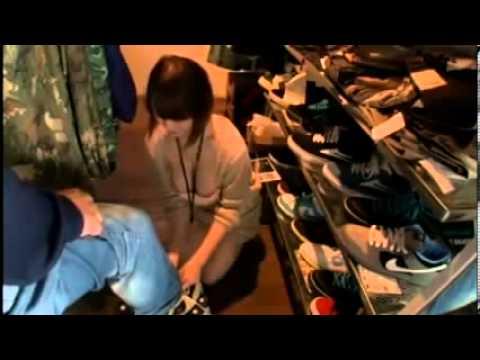 買鞋的福利