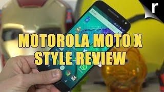 Motorola Moto X Style (Moto X Pure Edition) Review