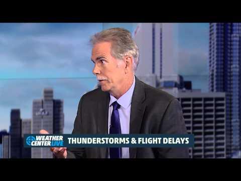 Forecast Factor: Thunderstorms & Flight Delays