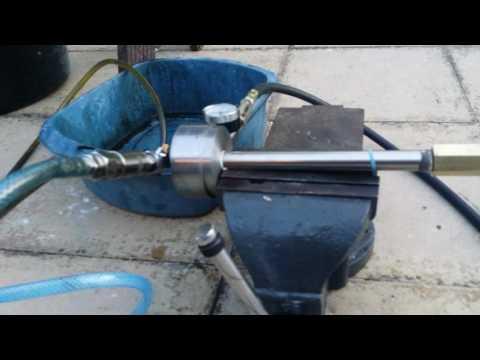 Heavy Oil Furnace Atomizing Burner