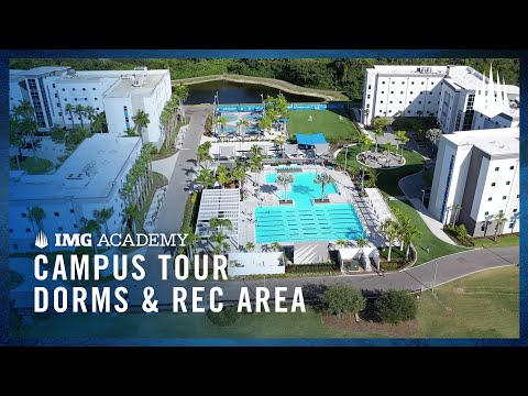 Campus Tour | IMG Academy Dorms & Recreational Area All-Acce