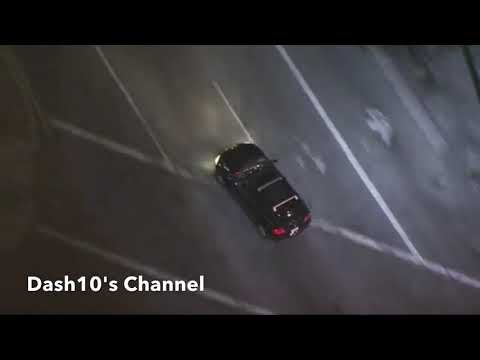 Los Angeles Police chase (Sept. 13, 2017)