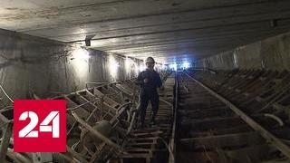 Грандиозная стройка у Савеловского вокзала близится к завершению