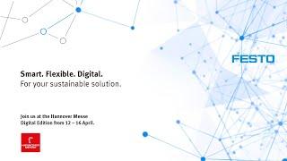 Festo @ Hannover Messe 2021 Digital Edition