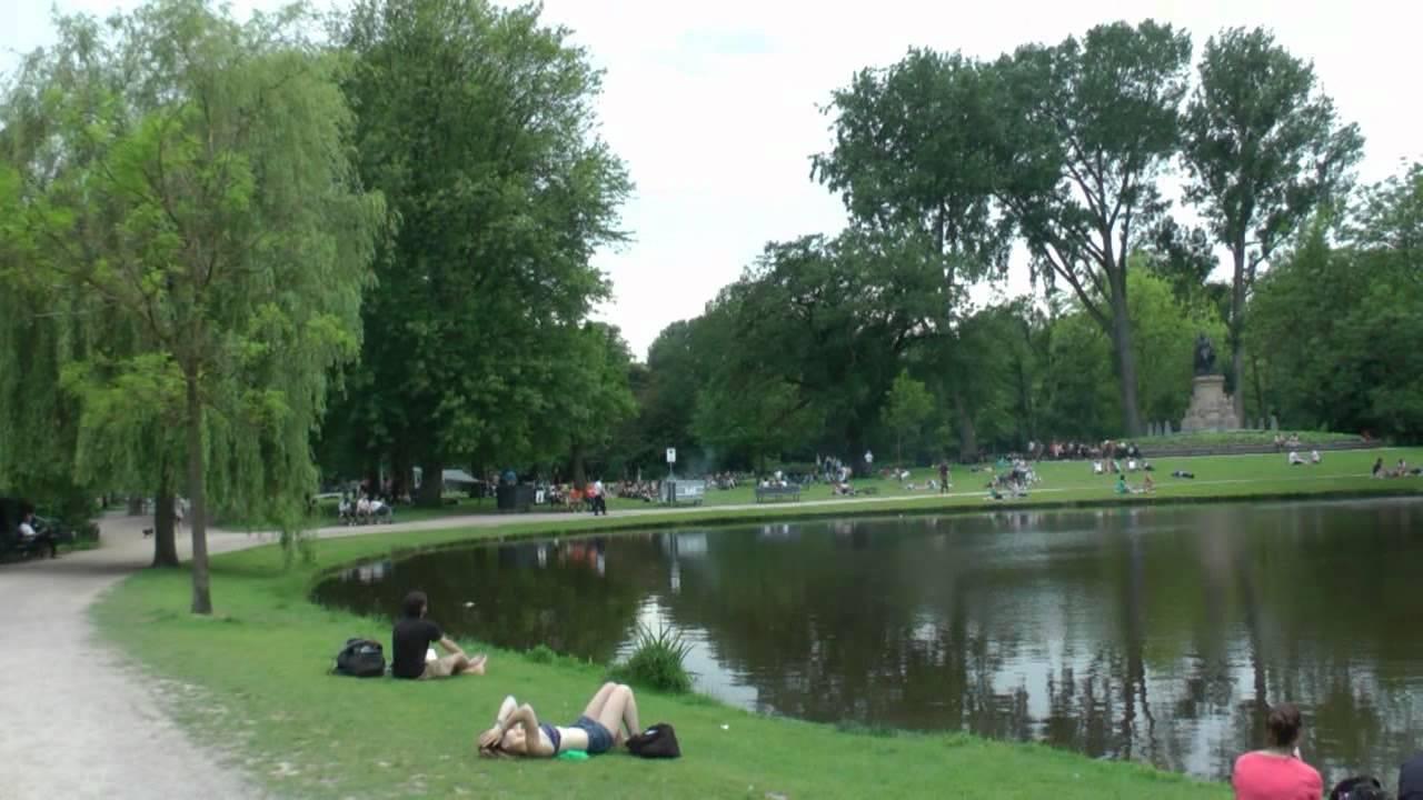 Секс в амстердаме в парке