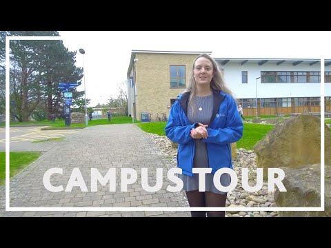 Campus Tour - St Johns - University of Worcester