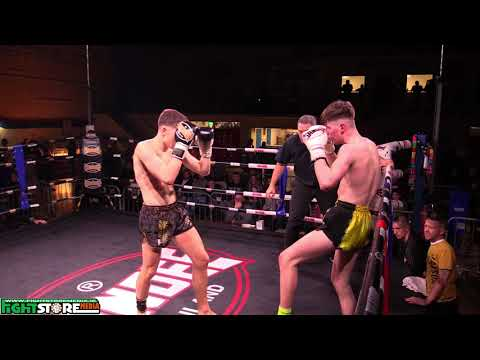 Ryan Cremin vs Joe O'Connor  Siam Warriors Superfights: Sheehan v Sitmonchai
