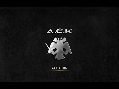 A.E.K Athens F.C. - FC Barcelona 0-1 (2000 UEFA Cup)