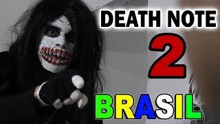 DEATH NOTE NO BRASIL 2