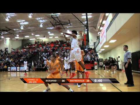2 21-14 Waynesville vs Kickapoo Varsity Boys Basketball