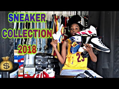 Sneaker Collection 2018 (Part 4)🔥🔥