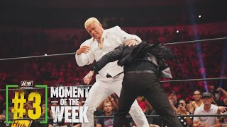 What Happened When Cody Rhodes Called Out Malakai Black? | AEW Fyter Fest Night 1, 7/14/21