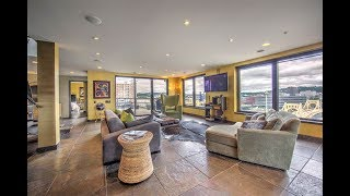 Stylish Downtown Penthouse in East Pittsburgh, Pennsylvania | Sotheby