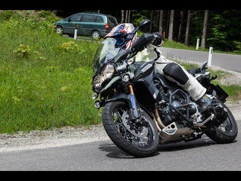 Reiseenduro Vergleich | Triumph Tiger Explorer XC | 2013