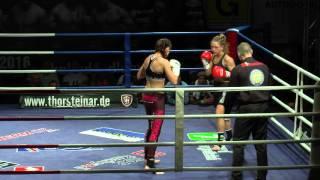zápas č.5 - Gruberová vs Puffert - RIVALOVÉ 3