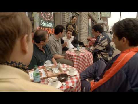 Sopranos - Furio on Christopher Columbus