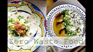 3 EASY ZERO WASTE RECIPES // Plantbased and Plastic free