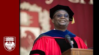 The 519th Convocation Address, University Ceremony - The University of Chicago