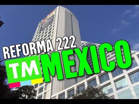 Reforma 222 Shopping Mall Walkthrough | Mexico City