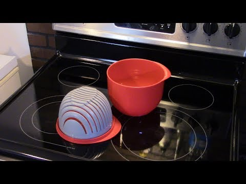 Product Review Quick Chop Salad Maker