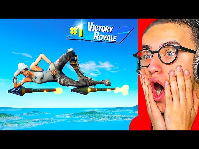 IMPOSSIBLE FORTNITE DONT BE IMPRESSED CHALLENGE!