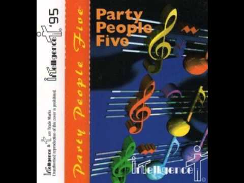 Dj Weed - Party People 5 - (Side A)