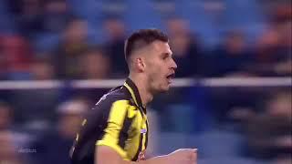 Matt Miazga - Vitesse Highlights 17/18