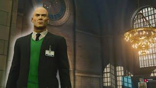 Agent 47's New Job! (Hitman 2   New York Gameplay)