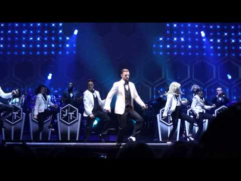 Justin Timberlake Rock Your Body 20/20...