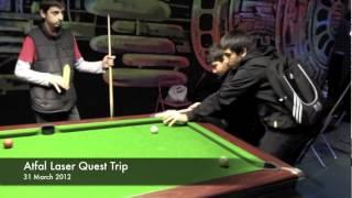 Tahir Region Atfal - Laser Quest Trip