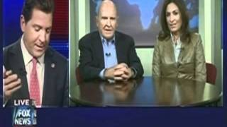 Jack Welch On Fox Talking Ron Paul 01/27/12