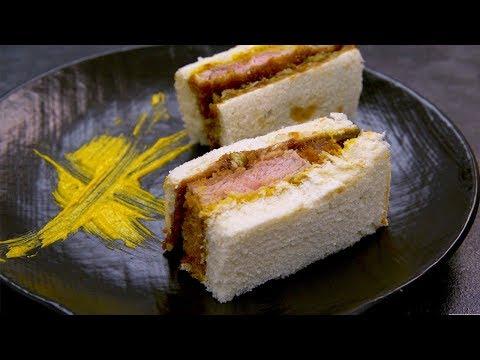KATSU SANDO japonés - El mejor bocadillo del mundo