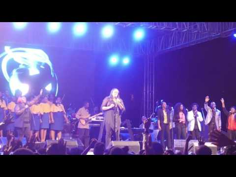 Sinach Grenada Concert Highlights Full Video 2017