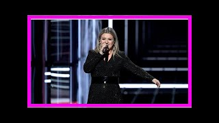 Breaking News | Kelly Clarkson asks for action instead of a moment of silence at the Billboard Musi