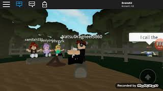 THERE IS A MONSTER I Roblox Camping 2 I