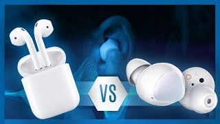 AirPods vs Galaxy Buds: Was Samsung besser macht als Apple #Test #Review