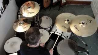 My Chemical Romance - Teenagers (Drum Cover) 182Mapex