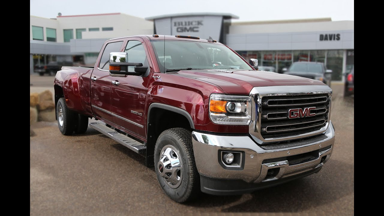 Brand new 2016 GMC Sierra 3500HD SLT Dually for sale in ...