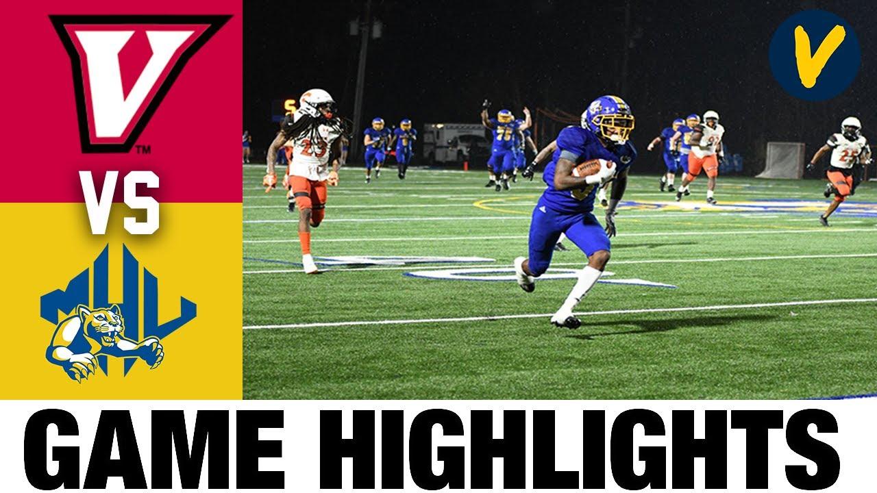 UVA Wise vs Mars Hill Highlights Highlights | D2 2021 Spring College Football Highlights