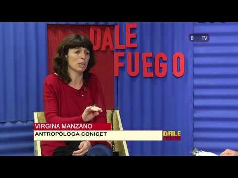 """Virginia Manzano: """"Los prejuicios sociales contra la Tupac Amaru tomaron fuerza de acto de Estado"""""""