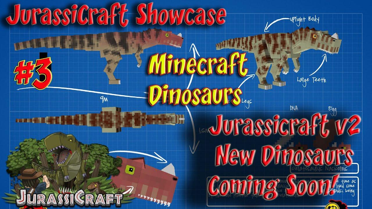 Jurassicraftblueprintdilophosaurusbyjurassicraft - Wallpaperzen org